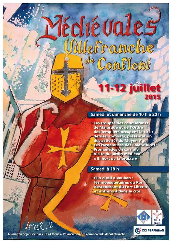medievales-villefranche