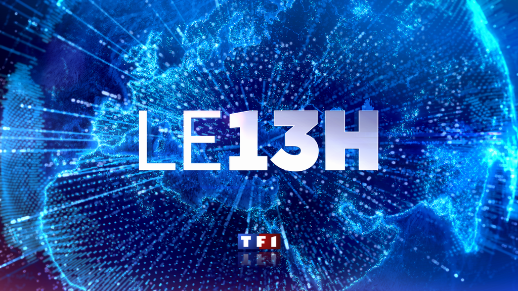 Journal de 13 heures de TF1