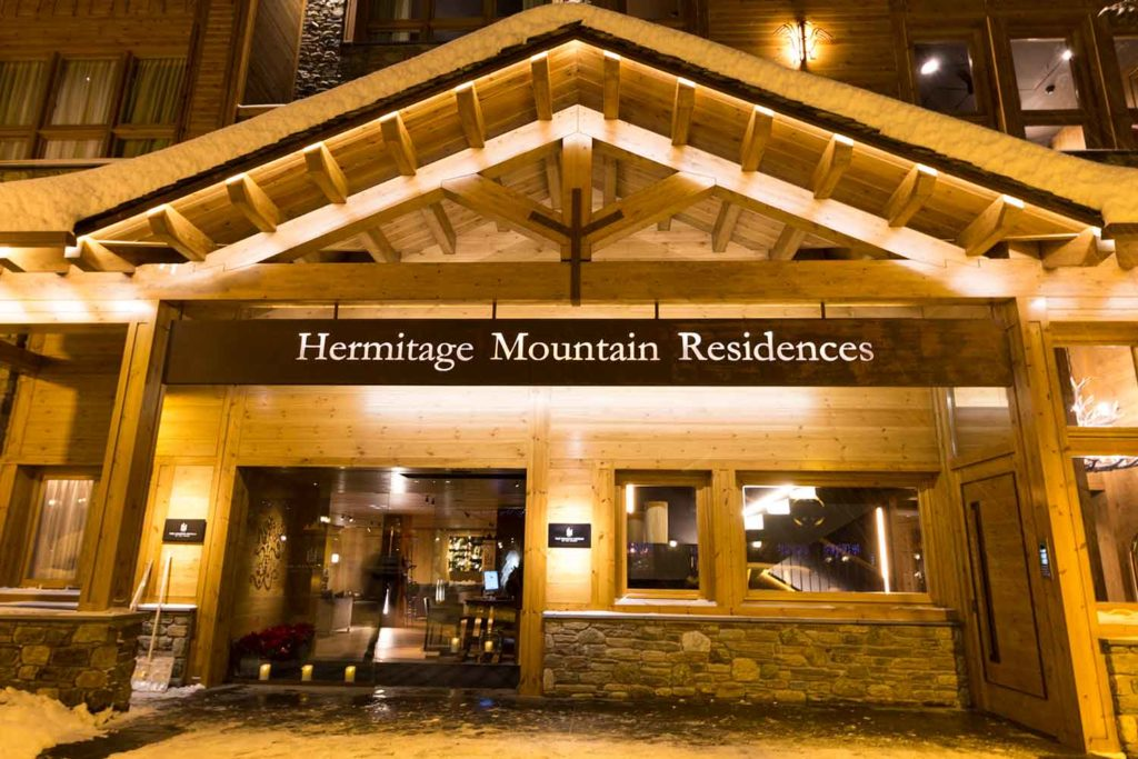 Hermitage Mountain Residences